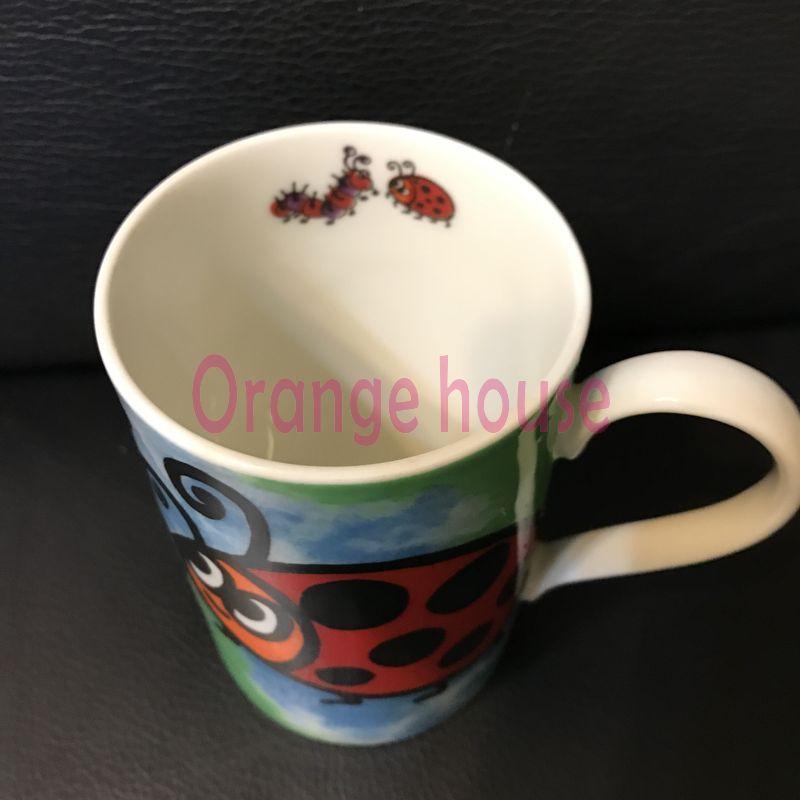 爬行蟲蟲馬克杯